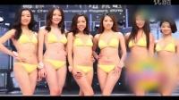 中华小姐试穿泳装齐失守 香港代表麦明诗身材逊色