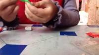 超轻粘土(多肉植物盆景的制作)视频