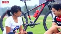 视频: 中国山地自行车一姐   龙州自协
