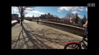 视频: Derek Johnston 2015 - BMX sponsorship video