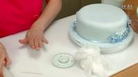 【分享】灰姑娘翻糖蛋糕