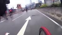 视频: 勁凍4度加冰粒! 水戰2016 維特單車馬拉松