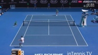 2016年澳网男子单打QF费德勒vs伯蒂奇HL