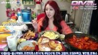 【韩国吃播】Diva吃辣炒年糕、烤土司、布丁、煎鸡蛋饼、炸猪排、各种炸物part.3