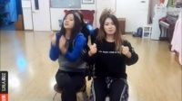 20160103 MIXX女团练习室编舞教学