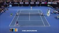 2016.澳大利亚网球公开赛 男单半决赛 德约科维奇VS费德勒 自制HL