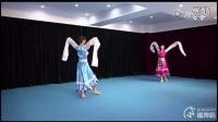 中央民族大学女子藏族双人舞《卓玛》太美了,陶醉!找寻我们与他们的差距