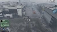 老白解说GTA5(线上模式):带领老弟怒闯军事基地!