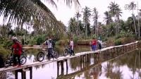 视频: 三亚海棠湾骑行天下俱乐部椰子岛探秘