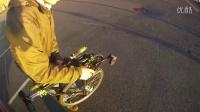 视频: 全尺寸碳架折叠自行车FUBi