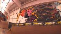 视频: Ryan Tuerck Shreds Tires! NEW Street FRS Drifting At Woodward_ Tuerck'd