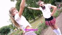 (Candy Doll)可爱!日本两个外国小萝莉又跳舞了Laura B. & Valensiya S. - Gyutto Shite [Candy Doll]