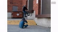 视频: BMX_ Chris Silva - Animal Bikes Nub Nuts