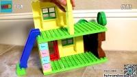 粉红猪小妹 peppa 乐高 玩具屋 【会玩岛】世界玩具