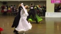 2016年圣彼得堡国际体育舞蹈锦标赛摩登舞半决赛狐步Nikita Ladyzhenskii - Anastasia Tarasyuk