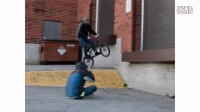 视频: BMX Chris Silva - Animal Bikes Nub Nuts