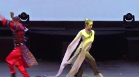 第三届Thai CCTV丝路·中泰情音乐盛典 2016 舞蹈《墨韵》岩糯坎 黄婷 05