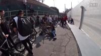 视频: BMX GANGS SEIZE CONTROL OF LOS ANGELESTheComeUpBMX