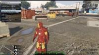 【GTA5 MOD】超酷钢铁侠MOD旧版 安装 下载 使用 教程 钢铁侠 我是小煜XY 视频教程