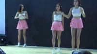 《展会大热门》2015国际汽车零配件展 韩国舞团热舞