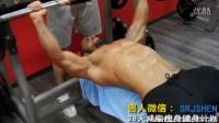 锻炼腹肌不用健身器材健身牛男励志视频 肌肉男健美训练