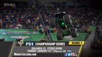 Orlando Monster Jam on  FS1 - Jan. 31 2016!|Monster Jam
