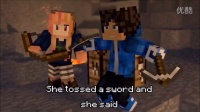 ♫ ~Shut up and Mine~ - Minecraft Parody of Shut up and Dance by Walk the Moon ♬