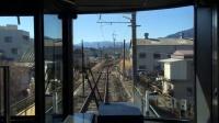 【前面展望】飯田線全線走破 2015年冬上諏訪→豊橋544M