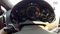 保时捷11款卡宴turbo 4.8T 500马力 0-280公里加速