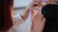 湛江市廉江市婚礼录像跟拍,2015.11.1黎法瑞先,钟雨丽小姐婚礼接亲前花絮1