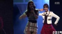 韩国美女性感大尺度热舞短裤美女艳舞