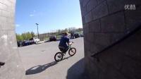 视频: MERRITT BMX- MIKE STAHL WELCOME TO THE SQUAD