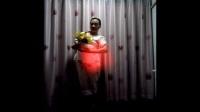 上海舞娘拍摄短片:《我表演卖花姑娘》