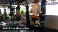 【泰拳】泰国本土训练营一天的训练纪实