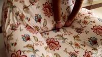 喜眉梢家纺万能沙发套视频安装说明