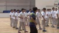 高中体育《武术(长拳)》江苏省,2014学年度部级优课评选入围优质课教学视频