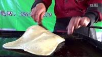 面食小吃鸡蛋灌饼 正宗鸡蛋灌饼怎么做 天津鸡蛋灌饼的做法