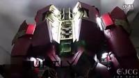 钢铁侠粉丝打造11英寸反浩克装甲!