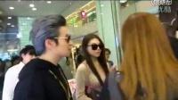 老外假扮韩国明星来中国逛商场……带保镖 配美女 史上第一最最搞