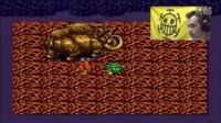 【名作!ライブアライブ実況(SFC)】#15(原始編・ラスト)キングマンモーとティラノザウルス!《Kaminari-Tom》
