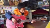 OD琴行【吉他8-1-8】练习曲【169#】