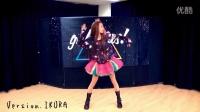【宅舞教程】galaxias!日本美女_高清舞蹈_娱乐
