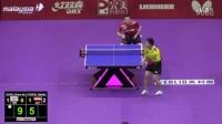 2016 吉隆坡世乒赛 精彩球_ chen chien vs an vs 史蒂芬∙费格尔