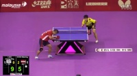 2016 吉隆坡世乒赛 精彩球_ liao cheng vs ting vs 陈卫星