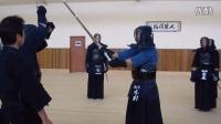 Takizawa Sensei demonstrates Kiri-otoshi