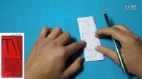 视频 台灯/剪纸台灯3 儿童剪纸教程大全亲子手工DIY教学 简单剪纸艺术 折纸...