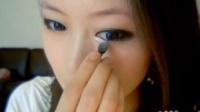 丽人妆办 化妆教程眼线图解如何化妆打扮自己 女人挺美