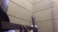 鹿先森 《春风十里》间奏1 电吉他 solo