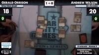 SCGTAMPA - 2012 - Standard - Round 9 - Andrew Wilson vs Gerald Orrison