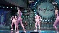 韩国美女团体SixBomb紧身连体粉色透视美臀热舞诱惑19_标清